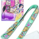 Disney Dopey Lanyard with Soft Touch Dangle