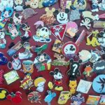 Disney Trading Pin Lot of 25 Lapel Collector Pins – No Doubles by Disney