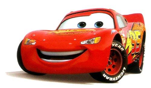 X Inch Lightning Mcqueen Red Race Car Cars Movie Nascar