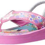 Disney 1FRS111 Frozen Lighted Flip Flop (Toddler/Little Kid)