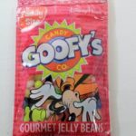 Disney Parks Exclusive Goofy Candy Co. Gourmet Jelly Beans 6 oz. Bag