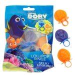 Disney Finding Dory Lollipop Rings, 3 Count Bag