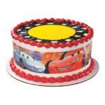 Disney Cars Cake Wraps Edible Image Sugar Sheet Designer Prints
