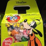 Disney Parks Goofy Candy Co. Sour Taffy 1.25 Pound Box NEW