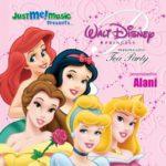 Disney Princess Tea Party: Alani (ah-LAWN-ee)