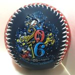 Walt Disney World Parks 2016 Music Magic Memories Baseball NEW