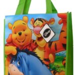 Disney Winnie the Pooh Tote Bag (with Tiger and Eeyore) – 13 X 14 X 6 Inches