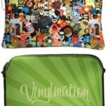 Disney Vinylmation Reversible D-Tech Laptop Sleeve holds up to 13″