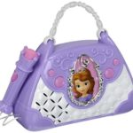 Sofia The First Disney Junior Time To Shine Sing Along Boombox With Microphone Connect Your MP3 Player & Sing to Your Music or Sofia's Built In Tunes