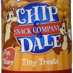 Disneys Chip & Dale Snack Company Tiny Treats : Mickey Puffy Cheese Crackers