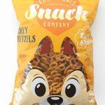 Disney Park Chip and Dale Snack Company Mickey Mouse Pretzels 14 oz. Family Size by Disney Parks