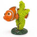 Disney's Finding Dory, Nemo on Green Coral Reef Aquarium Ornament (Medium)