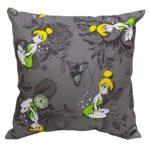Design International Group Disney Outdoor Pillow – Tinker Bell 15-Inch Pillow (LDG89683)