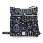 Disney Parks Dooney & Bourke The Haunted Mansion Nylon Crossbody Bag