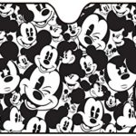 Disney – Mickey Expressions Car Sunshade Auto Accessories 58 x 28in