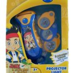 Disney Jake and the Neverland Pirates Projector Light with 3 Disc Lenses (2012)