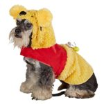 Disney Pooh Bear Dog Costume – Size Small